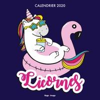 Daria Voskoboeva - Calendrier Licornes.