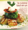 Elisa-Line Montigny et Darina Allen - La cuisine tout en un.