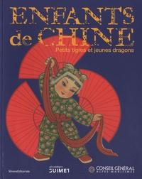 Dario Cimorelli - Enfants de Chine - Petits tigres et jeunes dragons.