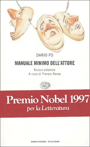 Dario Fo - Manuale minimo dell'attore.