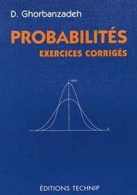 Probabilités - Exercices corrigés.pdf