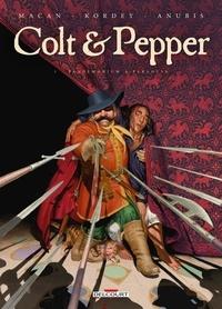 Téléchargez des livres à partir de google books mac gratuit Colt & Pepper Tome 1 par Darko Macan, Igor Kordey, Anubis RTF (French Edition)