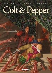 Darko Macan - Colt & Pepper Tome 2 : Et in Arcadia ego.