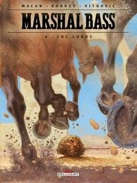 Darko Macan - Marshal Bass T06 - Los Lobos.