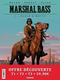 Téléchargement gratuit de pdf ebook search Marshal Bass Tome 1 à 3 par Darko Macan, Igor Kordey in French