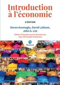 Introduction à l'économie - Daron Acemoglu |