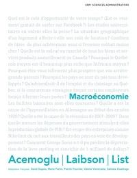 Daron Acemoglu et David Laibson - Macroéconomie.