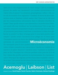 Daron Acemoglu et David Laibson - Microéconomie.