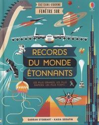 Darran Stobbart et Kasia Serafin - Records du monde étonnants.