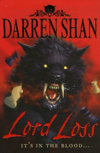 Darren Shan - Lord Loss - It's in the blood....