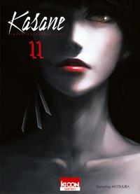 Daruma Matsuura - Kasane, la voleuse de visage Tome 11 : .