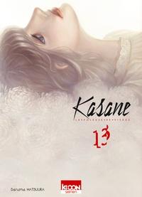 Daruma Matsuura - Kasane, la voleuse de visage Tome 13 : .