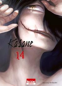 Daruma Matsuura - Kasane, la voleuse de visage Tome 14 : .