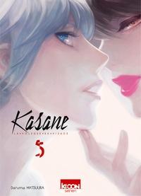 Daruma Matsuura - Kasane, la voleuse de visage Tome 5 : .