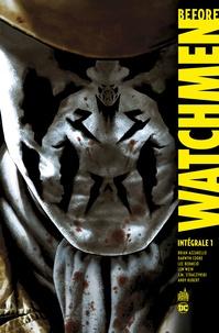 Darwyn Cooke et Brian Azzarello - Before Watchmen Intégrale Tome 1 : .