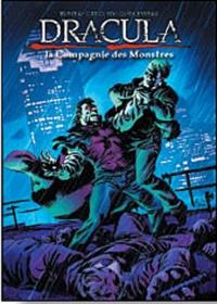 Daryl - Dracula Tome 2 : La compagnie des monstres.