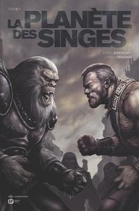 Daryl Gregory et Carlos Magno - La planète des singes Tome 3 : .