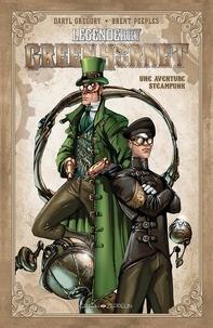 Daryl Gregory - Legenderry Green Hornet.