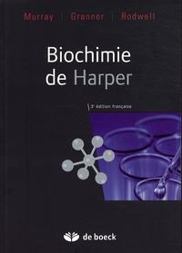 Daryl-K Granner et Robert-K Murray - Biochimie de Harper.