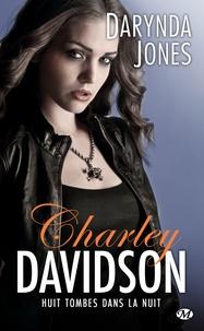 Darynda Jones - Charley Davidson Tome 8 : Huit tombes dans la nuit.