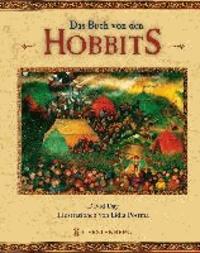 Das Buch von den Hobbits.