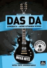 DAS DA Songbuch + Meine Gitarrenschule extra leicht Mit CD.