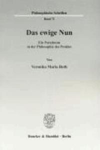 Das ewige Nun - Ein Paradoxon in der Philosophie des Proklos.