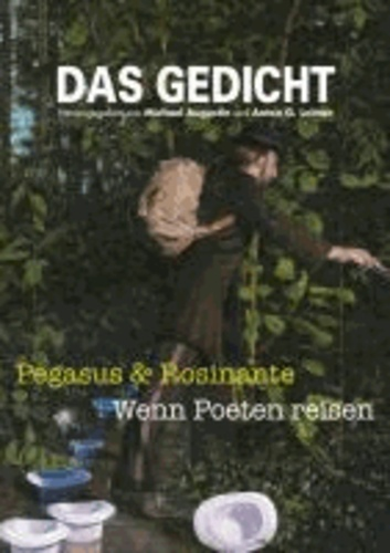 DAS GEDICHT 21. Zeitschrift für Lyrik, Essay und Kritik - Pegasus & Rosinante. Wenn Poeten reisen… und für die nächsten 20 Jahre.