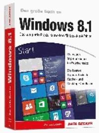 Das große Buch Windows 8.1.