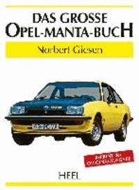 Das große Opel-Manta-Buch.
