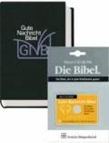 Das Gute Nachricht-Kombipaket - Gute Nachricht Senfkornbibel und CD-ROM im Scheckkartenformat.