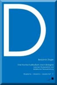 Das Hochschulstudium nach Bologna - Zwischen Strukturreform und didaktischer Neuausrichtung.