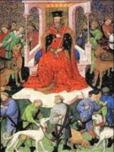 Das Jagdbuch des Mittelalters - Ms. fr. 616 der Bibliotheque nationale in Paris.