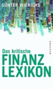 Das kritische Finanzlexikon.