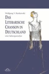 Das literarische Chanson in Deutschland.