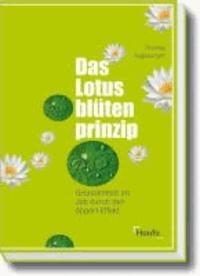 Das Lotusblütenprinzip - Gelassenheit im Job durch den Abperl-Effekt.