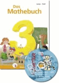 Das Mathebuch 3 - Schülerbuch, 3. Schuljahr.