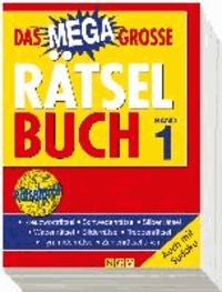 Das megagroße Rätselbuch 01.