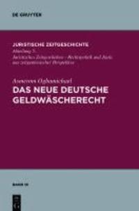Das neue deutsche Geldwäscherecht.