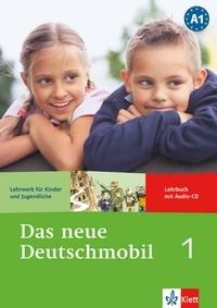Corridashivernales.be Das neue Deutschmobil 1. Lehrbuch - Lehrwerk für Kinder und Jugendliche Image