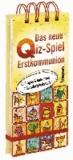Das neue Quiz-Spiel Erstkommunion - 80 Fragen & Antworten, 7 Schwierigkeitsstufen.