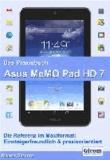 Das Praxisbuch Asus MeMO Pad HD 7.
