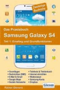Das Praxisbuch Samsung Galaxy S4 - Teil 1.
