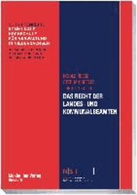 Das Recht der Landes- und Kommunalbeamten.