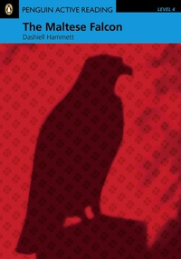 Dashiell Hammett - Maltese Falcon. Audio CD-ROM Pack Level 4 - Penguin Active Reading.
