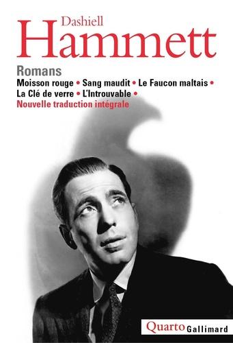 Dashiell Hammett - Romans.