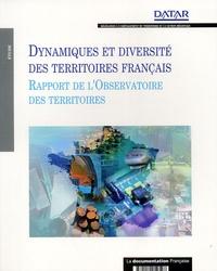 DATAR - Dynamiques et diversité des territoires français.