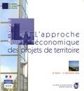 DATAR - L'approche économique des projets de territoire.