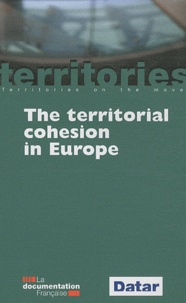 DATAR - The territorial cohesion in Europe.