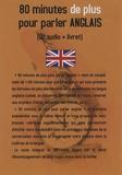 Jean-Pierre Vasseur - 80 minutes de plus pour parler anglais - CD audio + livret.